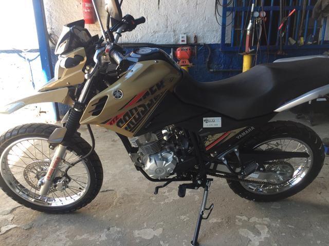 Xtz crosser 150