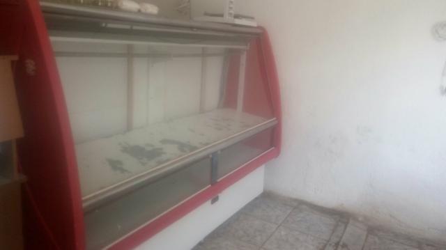 Vendo um frigorifico completo com tudo por 5mil