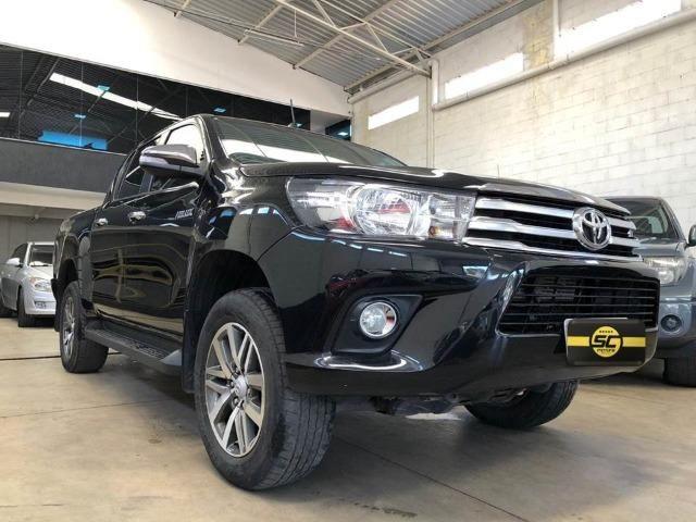 Toyota Hilux 2.8 Sr TDI Automática 16.16 - Foto 3