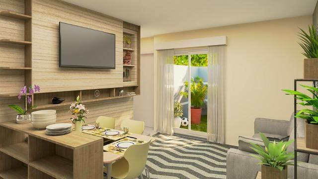 Apartamentos 2 quartos - Fazenda Rio Grande, a partir de 120 mil!, documentação grátis!! - Foto 7
