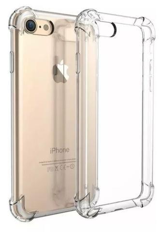 Capa de celular Anti Impacto Transparente Samsung e iPhone - Foto 3