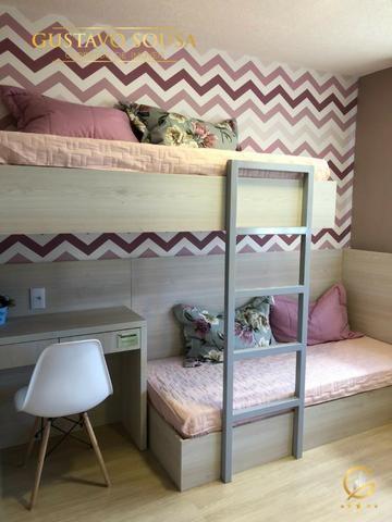 Lindo Apartamento no Condomínio Conquista Parque com 02 Quartos, no Black Friday - Foto 11