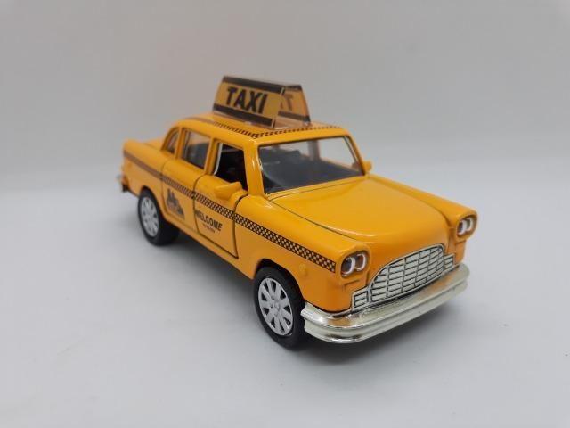 Miniatura Taxi Americano