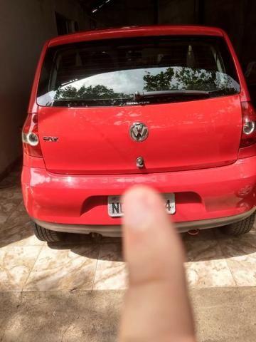 Volkswagen Fox 1.0 Flex 2006 Vermelho - Foto 2