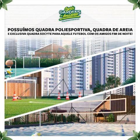 Apartamento Sports Garden da Amazônia - Foto 3