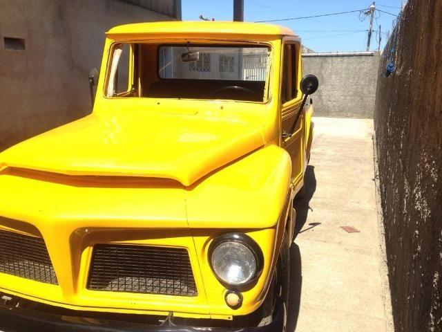 Ford F 75 Amarela - Foto 11