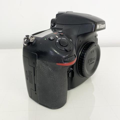 Câmera Full Frame Profissional SLR Nikon D800 36MP - Foto 2