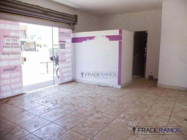 Sala comercial com 01 banheiro | Av. Americano do Brasil | Solar Bougainville - Foto 3