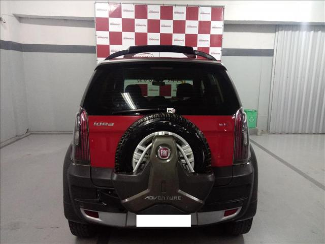 FIAT IDEA 1.8 MPI ADVENTURE 16V FLEX 4P MANUAL - Foto 4