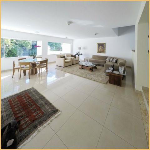 ///Bela Casa com 505m² 3 suítes condomínio fechado no horto florestal/nine - Foto 12