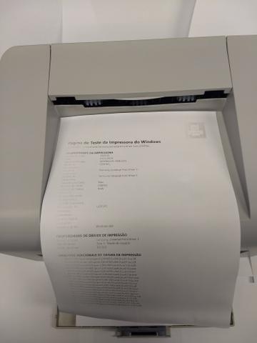 Impressora Samsung ML 1610 toner 110 volts - Foto 3