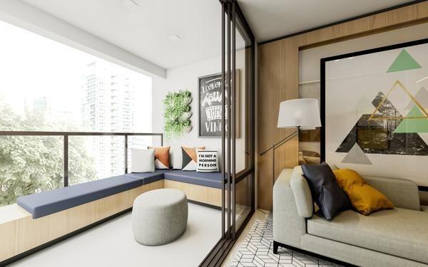 JSmart José Vilar - Apartamentos de 37 m² e 52 m² - Lançamento - Foto 4