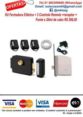 Controle Remoto Veicular para Farol - Foto 4
