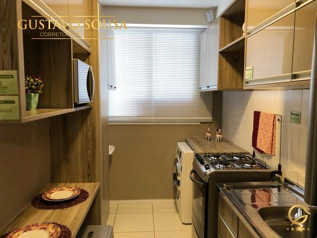 Lindo Apartamento no Condomínio Conquista Parque com 02 Quartos, no Black Friday - Foto 6