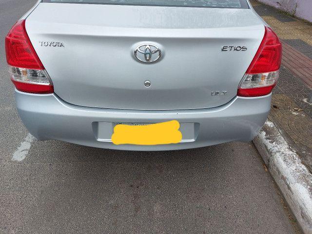 Etios sedan 2013 1.5X TROCO SUV - Foto 2