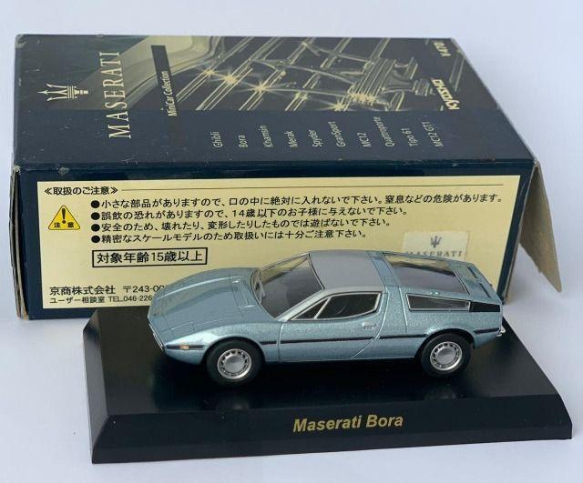 Miniaturas Kyosho 1/64 Lamborghini Audi Mercedes Maserati Alfa - Foto 4