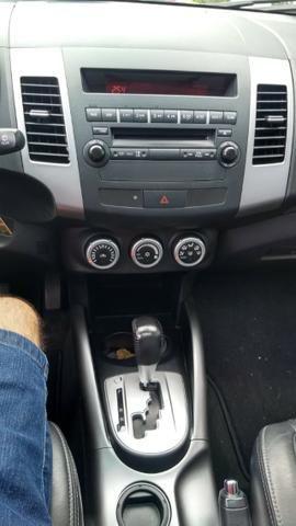 Mistsubhi Outlander 2.0 - Mivec - Completo - Aceito troca carro menor valor - Foto 6