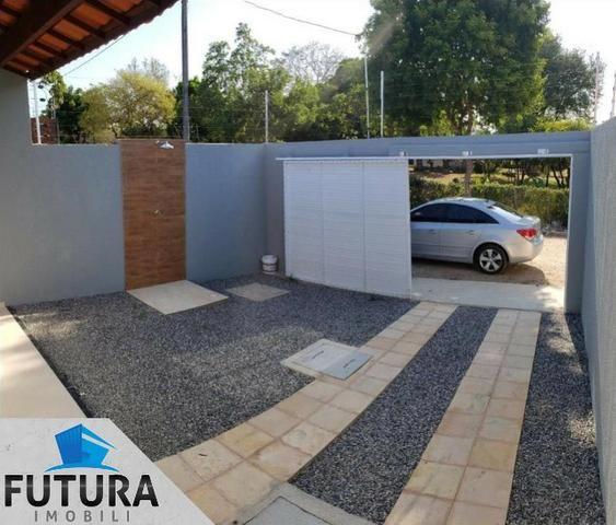 Casa com o melhor preço e entrada, venha conhecer a sua casa nova! - Foto 4