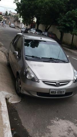 Vendo troco Honda Fit Lx 1.4 2007 - Foto 11