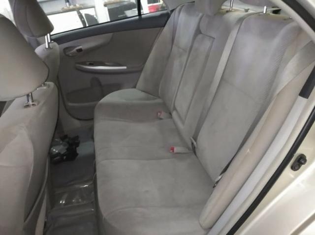 Toyota Corolla Gli 1.8 Aut - Foto 12