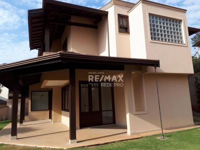 Casa com 3 dormitórios para alugar, 500 m² por R$ 7.300,00/mês - Condomínio Vista Alegre -