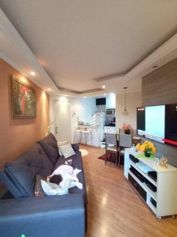 Apartamento com 2 dormitórios à venda, 50 m² por R$ 250.000 - Fazenda Aricanduva - São Pau - Foto 9