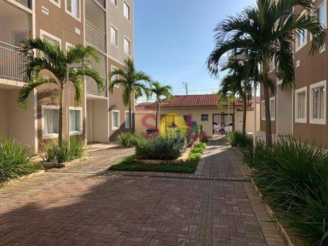 Apartamento à venda, 60 m² por R$ 280.000,00 - Santa Isabel - Teresina/PI