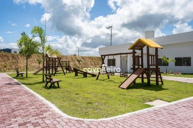 Casa com 2 dormitórios à venda, 99 m² por R$ 285.000,00 - Pindobas - Maricá/RJ - Foto 19