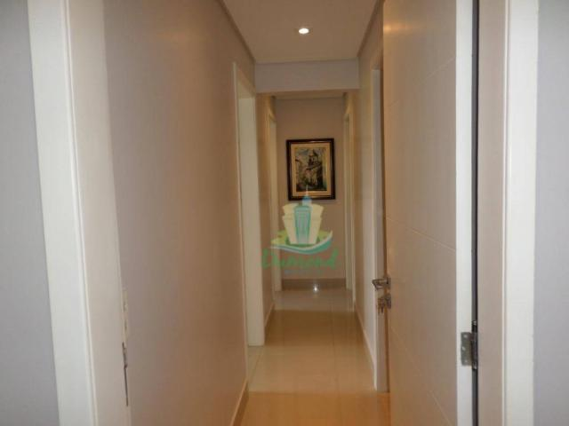 Apartamento com 3 dormitórios à venda, 149 m² por R$ 630.000,00 - Edificio Castelo Real -  - Foto 13