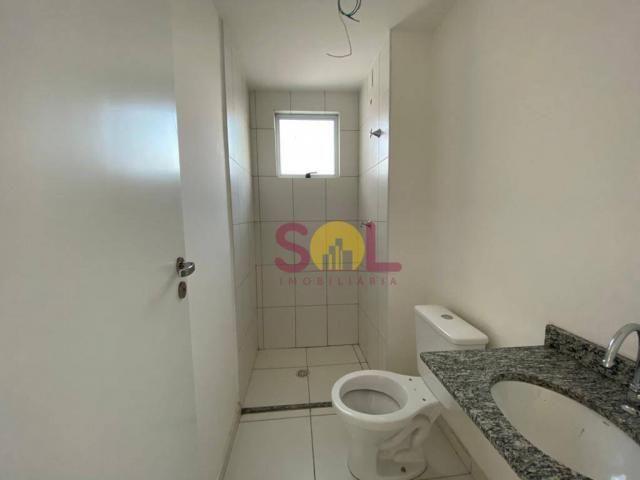 Apartamento à venda, 60 m² por R$ 280.000,00 - Santa Isabel - Teresina/PI - Foto 15