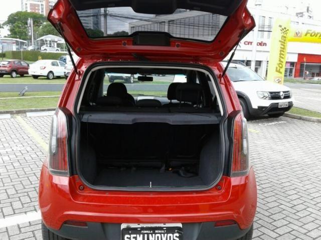 FIAT IDEA ESSENCE 1.6 16V DUALPLUS Vermelho 2014/2015 - Foto 11