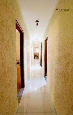 Casa térrea com 4 dormitórios para alugar, 295 m² por R$ 6.000/mês - Parque das Nações - S - Foto 16