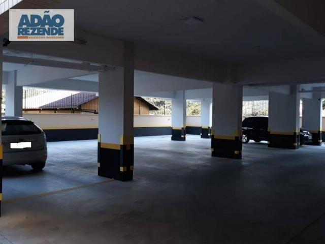 Apartamento com 1 dormitório à venda, 55 m² - Alto - Teresópolis/RJ - Foto 18