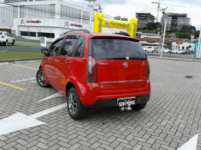 FIAT IDEA ESSENCE 1.6 16V DUALPLUS Vermelho 2014/2015 - Foto 3
