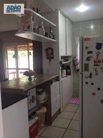 Casa com 2 dormitórios à venda, 95 m² - Bom Retiro - Teresópolis/RJ - Foto 6