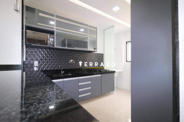 Apartamento à venda, 52 m² por R$ 320.000,00 - Pimenteiras - Teresópolis/RJ - Foto 4
