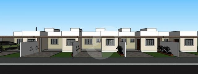 Casa com 2 dormitórios à venda, 62 m² por R$ 215.000,00 - Itaipuaçu - Maricá/RJ