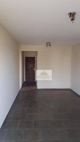 Apartamento com 2 dormitórios para alugar, 82 m² por R$ 900/mês - Iguatemi - Ribeirão Pret - Foto 2