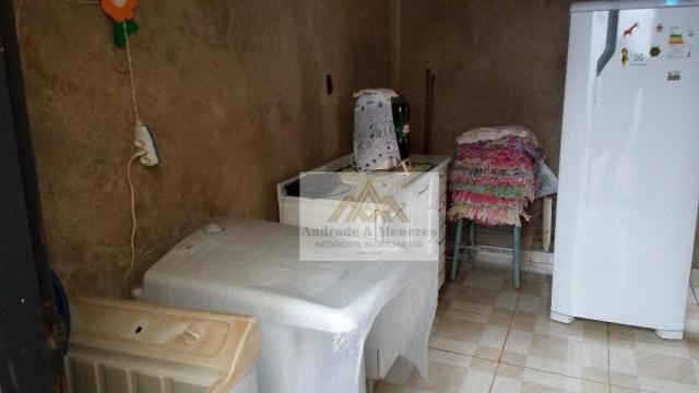 Casa residencial à venda, Ipiranga, Ribeirão Preto. - Foto 6