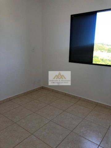 Apartamento com 2 dormitórios para alugar, 42 m² por R$ 700,00/mês - Bonfim Paulista - Rib - Foto 9