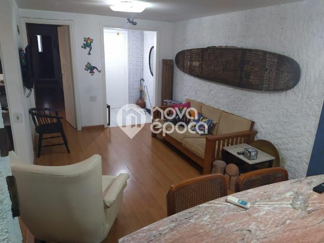 Apartamento à venda com 3 dormitórios em Copacabana, Rio de janeiro cod:CO3AP45610 - Foto 2