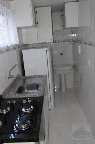 Studio com 1 dormitório para alugar, 38 m² por R$ 1.400,00/mês - São Francisco - Curitiba/ - Foto 7