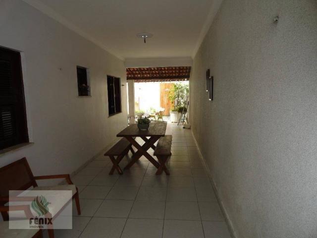CA0047 - Casa com 3 dormitórios à venda, 202 m² por R$ 650.000,00 - Edson Queiroz - Fortal - Foto 6