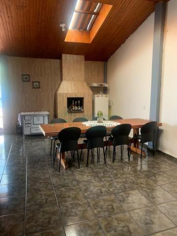 Casa à venda com 4 dormitórios em Campos do iguaçu, Foz do iguacu cod:9819 - Foto 8