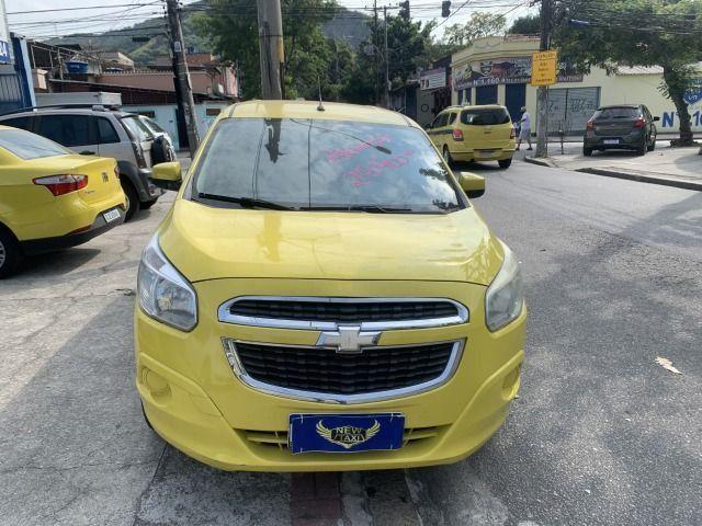 Spin 1.8 ex taxi completa+gnv, aprovação imediata, sem comprovação de renda!!! - Foto 8