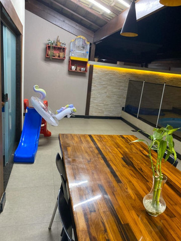Linda casa no condomínio Igarapé 3 Qts com suíte, em Colina de Laranjeiras - Foto 3