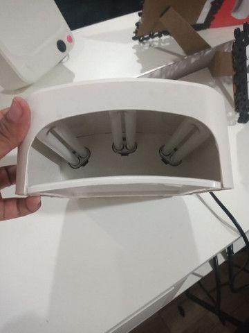 Cabine de unha em gel