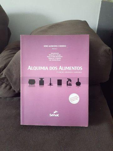 Livro: Alquimia dos Alimentos 2 edição série alimentos e bebidas