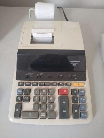 2 Calculadora com impressão - Foto 3