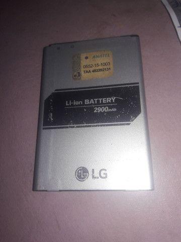 Bateria celular LG 4 Plus - Foto 3